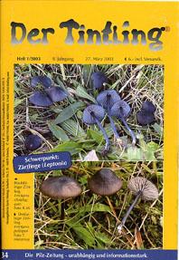 Umschlag Tintling Nr. 34 (Heft 1/2003)