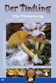 Umschlag Tintling 97 mit dem Frostschneckling Hygrophorus hypothejus