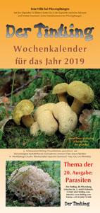 Themenkalender 2019 Parasiten